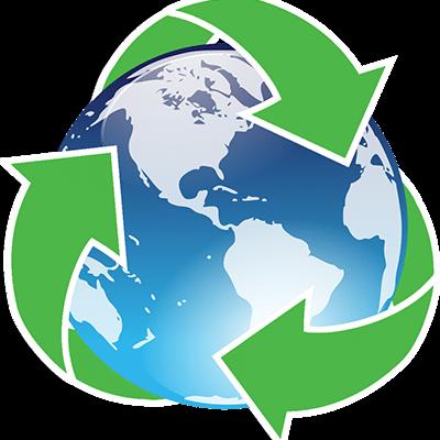 recyclage planète